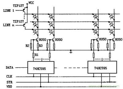 电路 电路图 电子 原理图 400_289